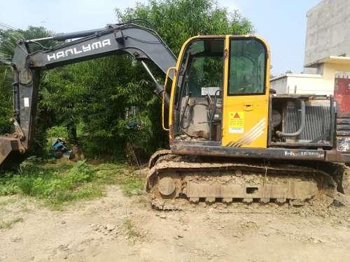 安徽出售转让二手8500小时2007年华力重工HL185挖掘机
