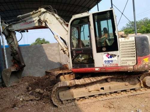 四川出售转让二手10000小时2010年竹内TB1135C挖掘机