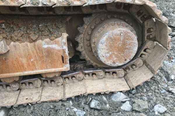 湖北出售转让二手18000小时2008年三一重工SY305C挖掘机