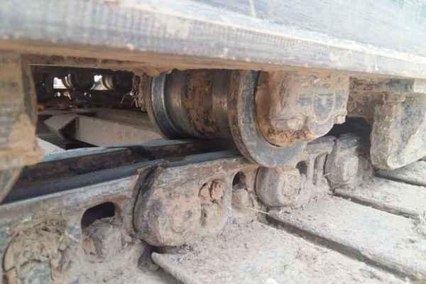 河北出售转让二手1000小时2016年柳工CLG908D挖掘机