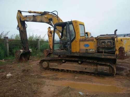 云南出售转让二手18512小时2007年晋工JGM923挖掘机