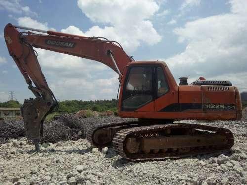 江西出售转让二手14000小时2010年斗山DH225LC挖掘机