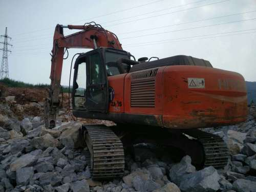 山西出售转让二手7870小时2010年日立ZX240挖掘机