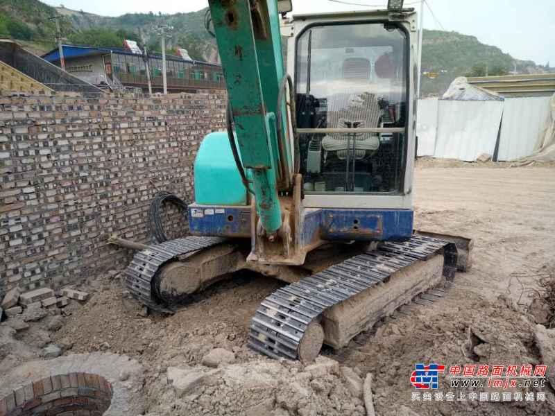 山西出售转让二手8000小时2010年石川岛60N挖掘机