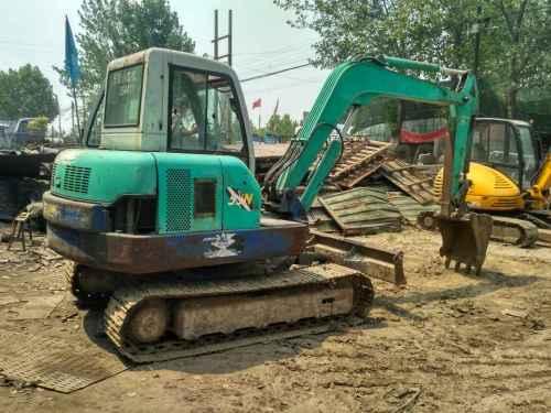 河北出售转让二手11000小时2009年石川岛IHI50NX挖掘机