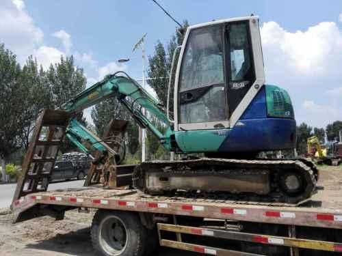 辽宁出售转让二手7000小时2008年石川岛IHI55VXL挖掘机