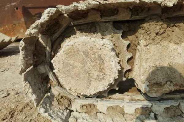 山东出售转让二手7000小时2010年斗山DH55挖掘机