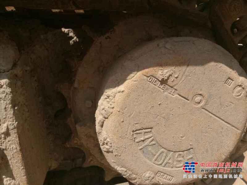 甘肃出售转让二手18000小时2005年大宇DH220LC挖掘机