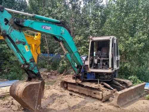 河北出售转让二手11000小时2009年石川岛IHI60挖掘机