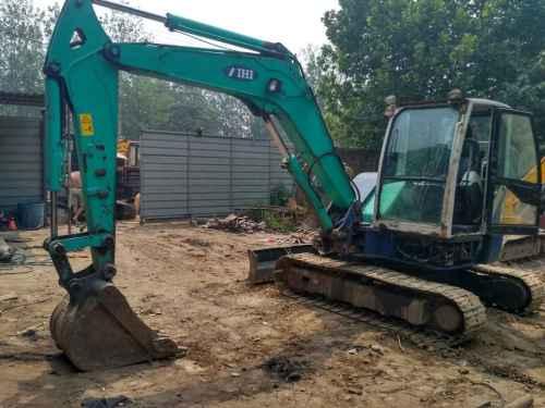 河北出售转让二手8000小时2010年石川岛IHI60挖掘机