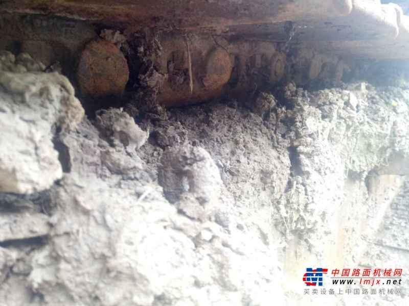 四川出售转让二手12000小时2009年振宇ZY80挖掘机