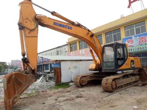 陕西出售转让二手8000小时2009年厦工XG822LC挖掘机