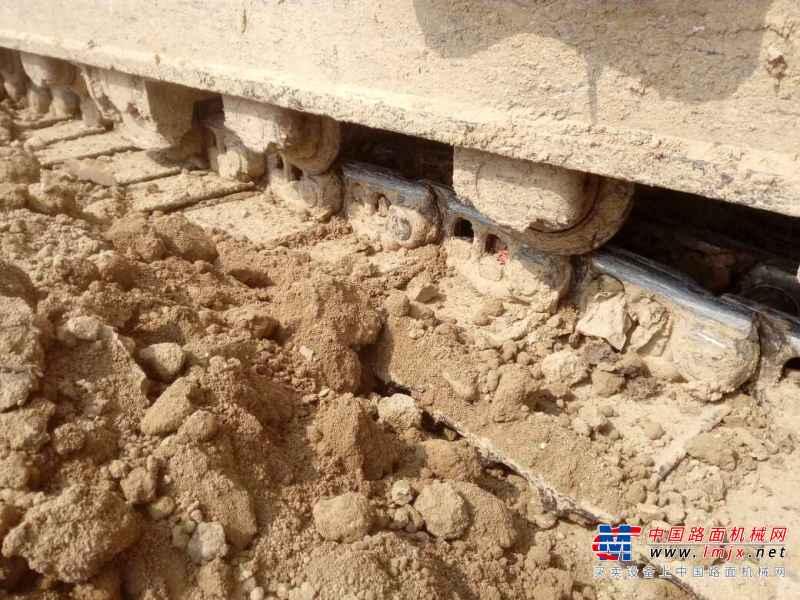 安徽出售转让二手8000小时2010年斗山DH215挖掘机
