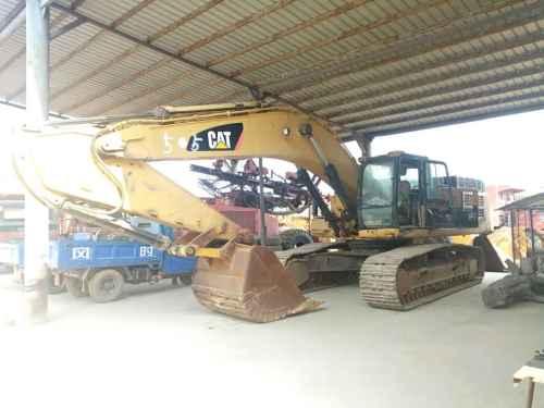 山西出售转让二手10000小时2008年卡特彼勒345C挖掘机
