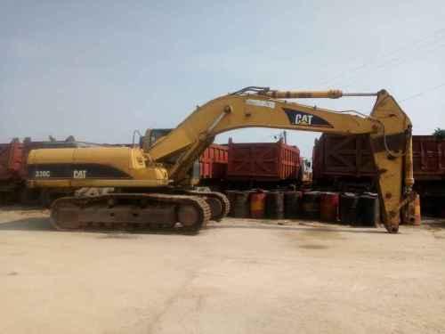 山西出售转让二手10000小时2006年卡特彼勒330C挖掘机