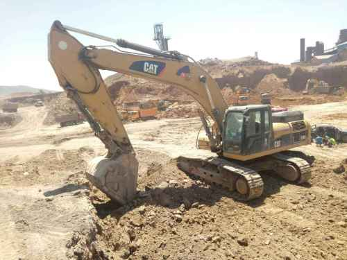 山西出售转让二手10000小时2010年卡特彼勒336D挖掘机