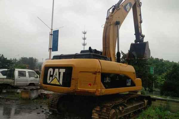 山西出售转让二手4062小时2011年卡特彼勒324D挖掘机