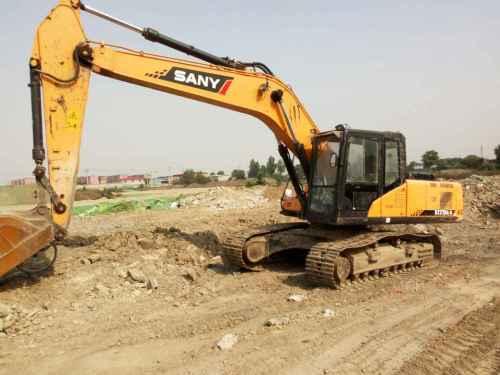 河北出售转让二手6000小时2014年三一重工SY215C挖掘机