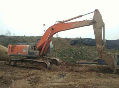 陕西出售转让二手9467小时2009年日立ZX250H挖掘机
