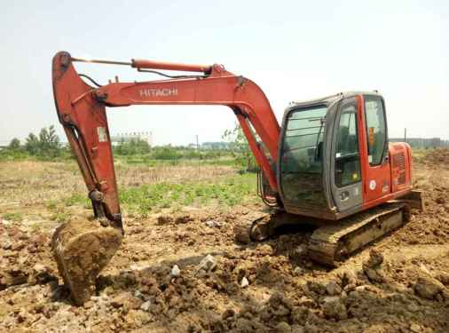 安徽出售转让二手15820小时2008年日立ZX60挖掘机