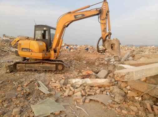 山西出售转让二手3000小时2012年福田雷沃FR60挖掘机