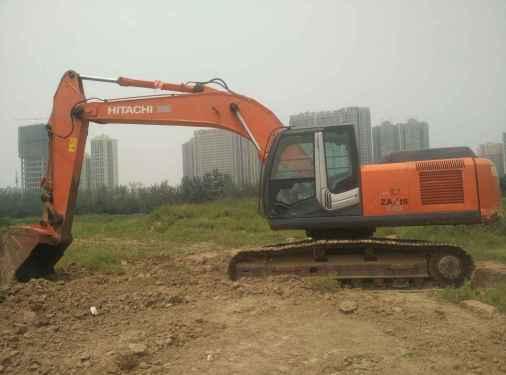 陕西出售转让二手6000小时2011年日立ZX240挖掘机
