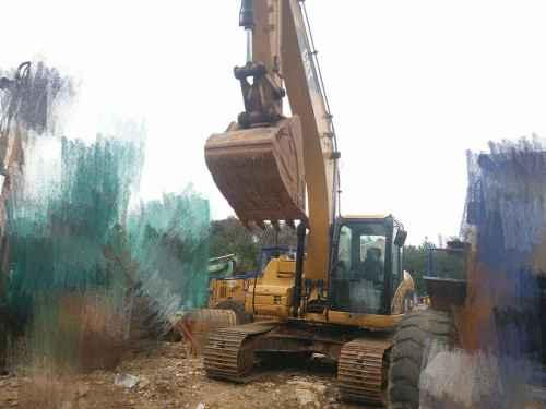云南出售转让二手11214小时2011年卡特彼勒320D挖掘机