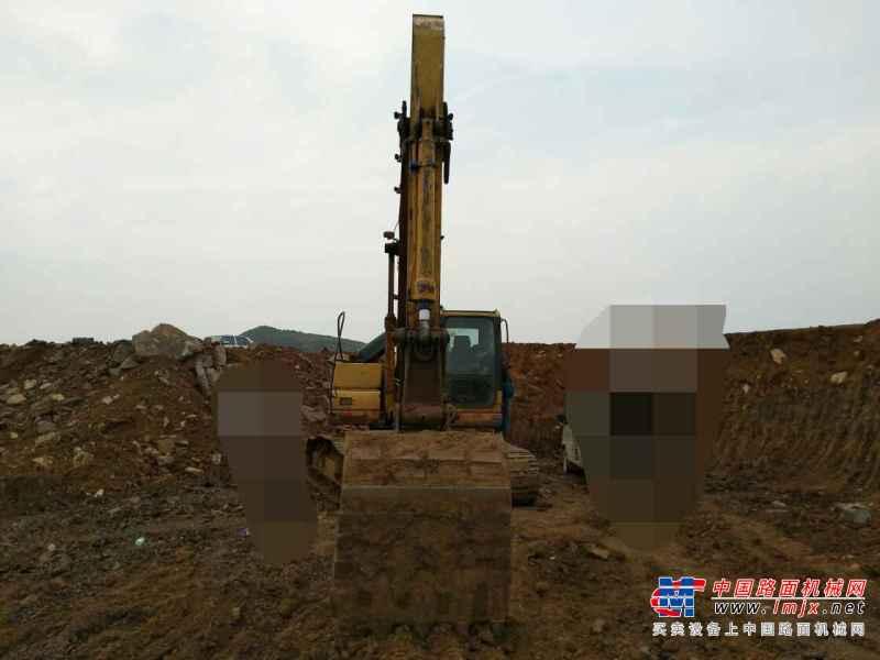 山东出售转让二手6000小时2012年山重建机GC208挖掘机