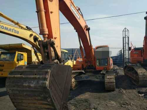 内蒙古出售转让二手2600小时2010年斗山DH420LC挖掘机