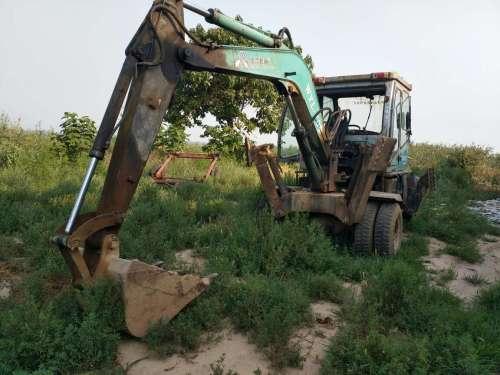 山西出售转让二手8000小时2010年信杰WYL70挖掘机