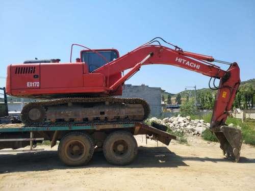 辽宁出售转让二手5000小时2010年腾翔TX135D挖掘机