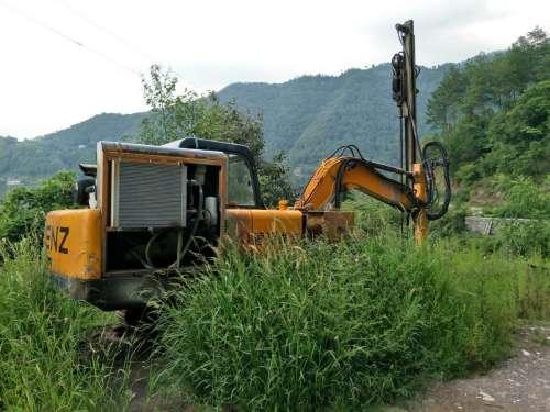 四川出售转让二手3000小时2010年恒岳重工HY65挖掘机