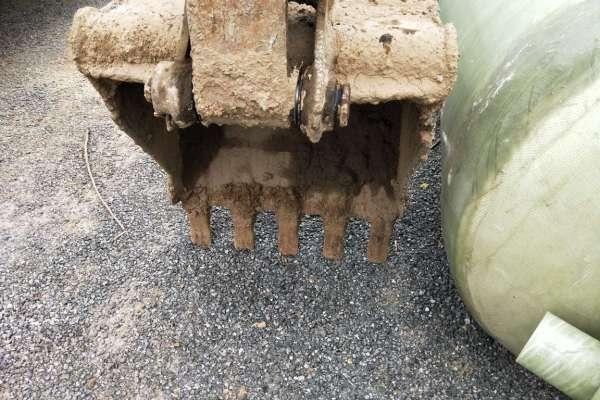 河北出售转让二手6500小时2012年石川岛65NSL挖掘机