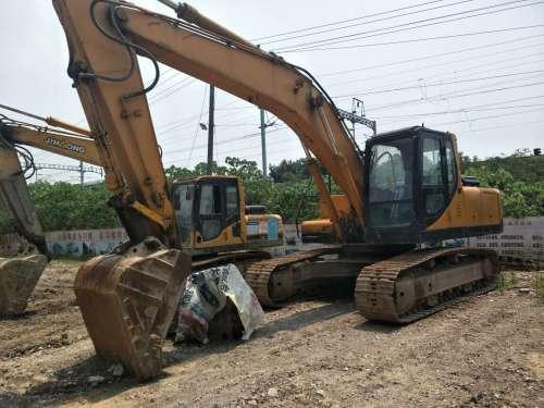 四川出售转让二手8452小时2010年晋工JGM924挖掘机