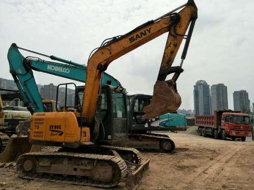 四川出售转让二手6200小时2012年三一重工SY75C挖掘机