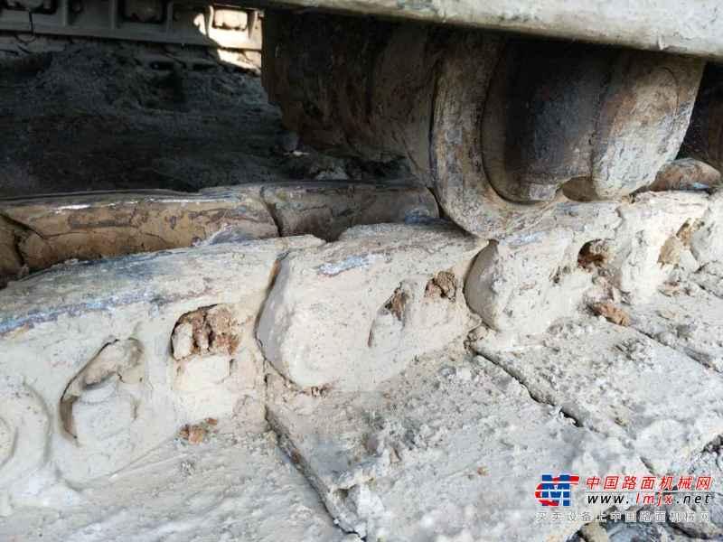 河南出售转让二手14558小时2011年小松PC450挖掘机