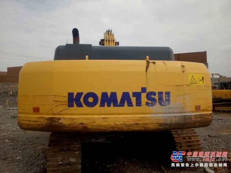 贵州出售转让二手5000小时2014年小松PC360挖掘机