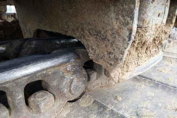 河南出售转让二手8000小时2010年斗山DH215挖掘机