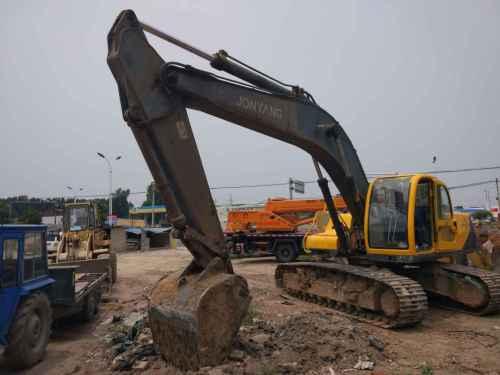 山东出售转让二手10000小时2007年詹阳动力JY621E挖掘机