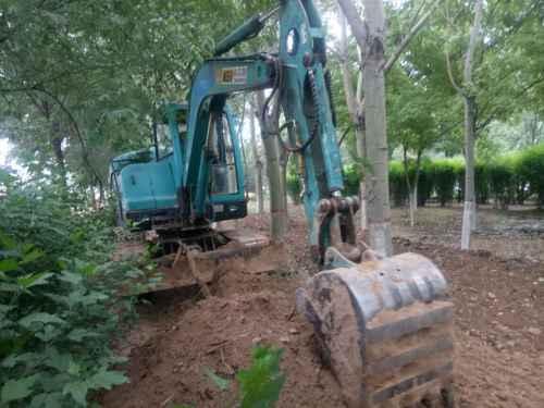 山西出售转让二手4000小时2012年宣工SR060挖掘机