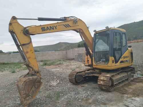 甘肃出售转让二手7000小时2009年三一重工SY75C挖掘机