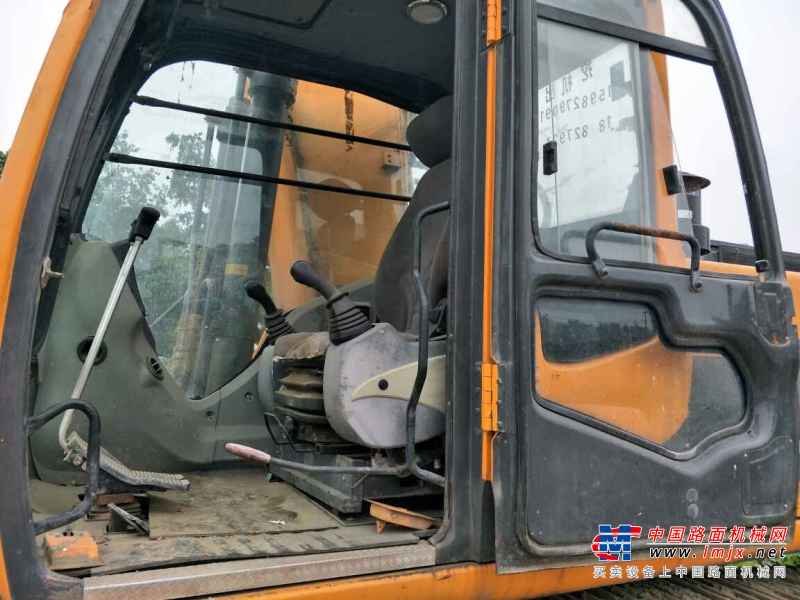 四川出售转让二手2895小时2013年詹阳动力JY623E挖掘机