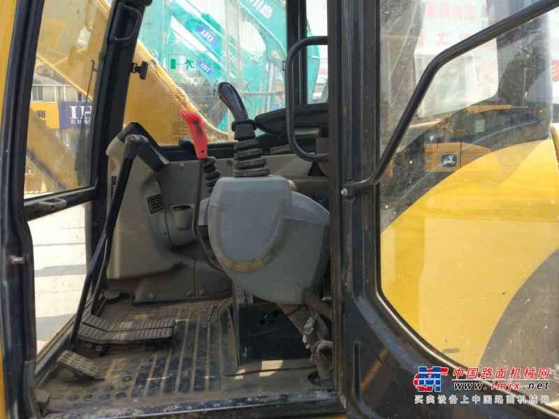 陕西出售转让二手3500小时2013年中联重科ZE85E挖掘机