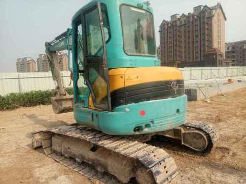 山西出售转让二手7000小时2011年久保田KX155挖掘机