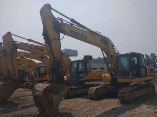 山东出售转让二手11000小时2008年小松PC220挖掘机
