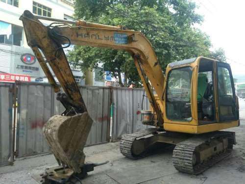 贵州出售转让二手6800小时2012年华力重工HL185挖掘机