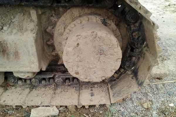山东出售转让二手8370小时2011年日立ZX210K挖掘机