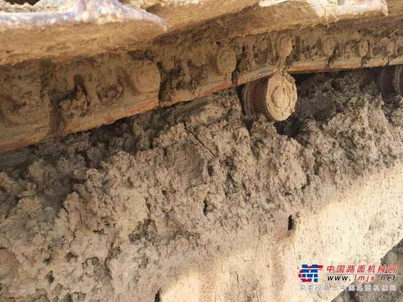 山东出售转让二手11000小时2010年小松PC220挖掘机