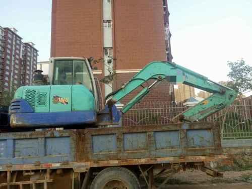 宁夏出售转让二手4000小时2013年石川岛IHI60NS挖掘机