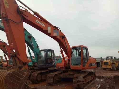 云南出售转让二手11234小时2009年斗山DH220LC挖掘机